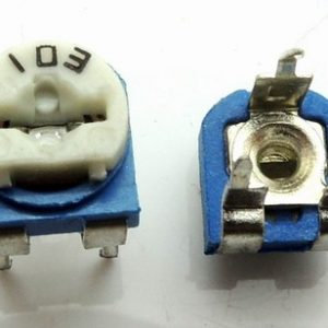 5 Pezzi Horizontal 10K potentiometer