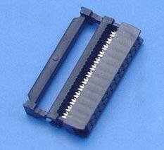 5 Pezzi FC-26P Pressione Horn Plug 2.54mm Pitch Thread ISP JTAG