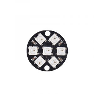 Neopixel 7 WS2812 5050 RGB LED Ring