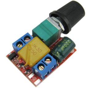 DC Motore Speed Control Driver Board 3V-35V 5A PWM Controller Stepless DC 3V 6V 12V 24V 35V Variable Voltaggio Regolatore