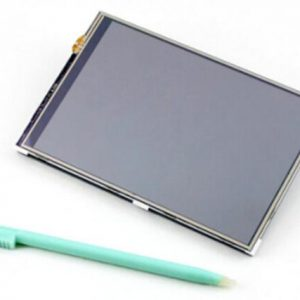 4inch LCD for Raspberry Pi B/B+/2B Touch resistive Schermo