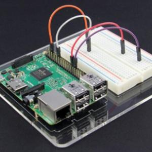 Raspberry PI 3 Acrylic Board