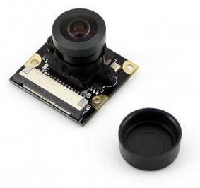 RPi Camera (I), Fisheye Lens