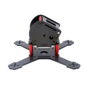 X3 RS(130) 2mm Quadcopter Carbon Fiber Frame Kit